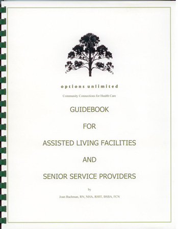 Guidebook for Assisted Living Facilities and Senior Service Providers